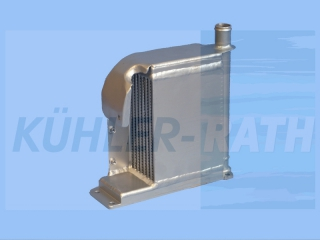 oil cooler suitable for Porsche (91110704100 91110704102)
