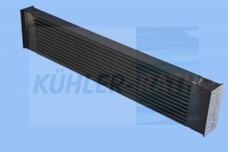 Volvo oil cooler (15175837 E205120124216 11033359 11110371 VOE11110371)