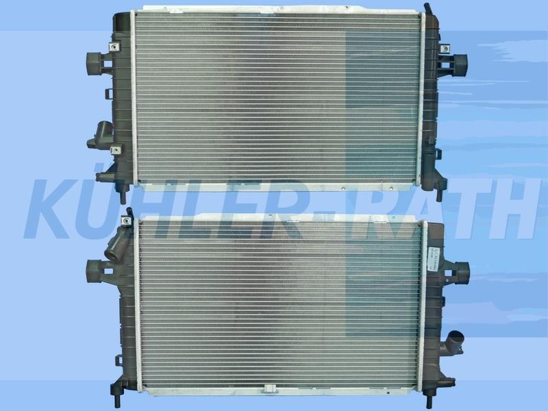 Opel Wasserkühler (1300269 13143570 13128925)