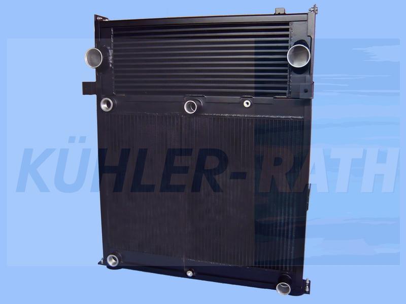 Universal combi cooler