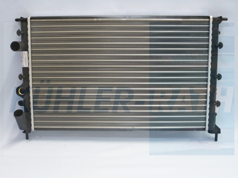 Renault radiator (7700838135)