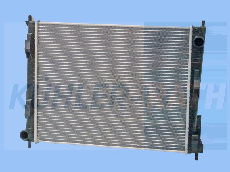 Renault radiator (8200448552 8200369307 8200580292 8660003478)