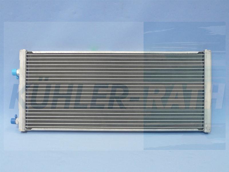 Kondensator passend für Audi/Universal (52465398)