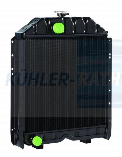 Kühlerschlauch Unten Ø42mm für Fiat//New Holland 160-90 180-90 L 60-95 1580 1880