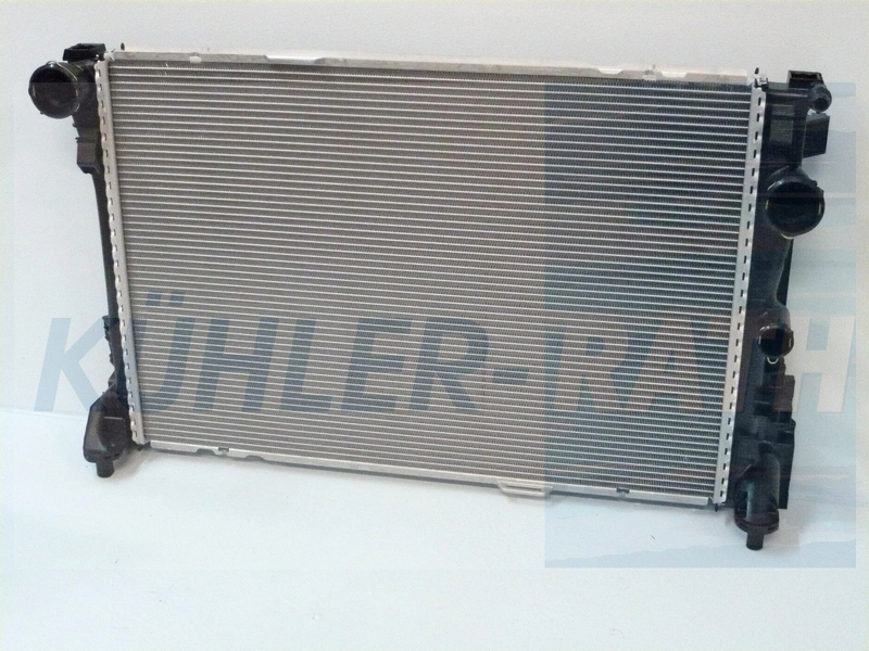 Mercedes Benz Radiator 0995002703 0995006203 A0995002703 A0995006203 K 220 Hler Rath