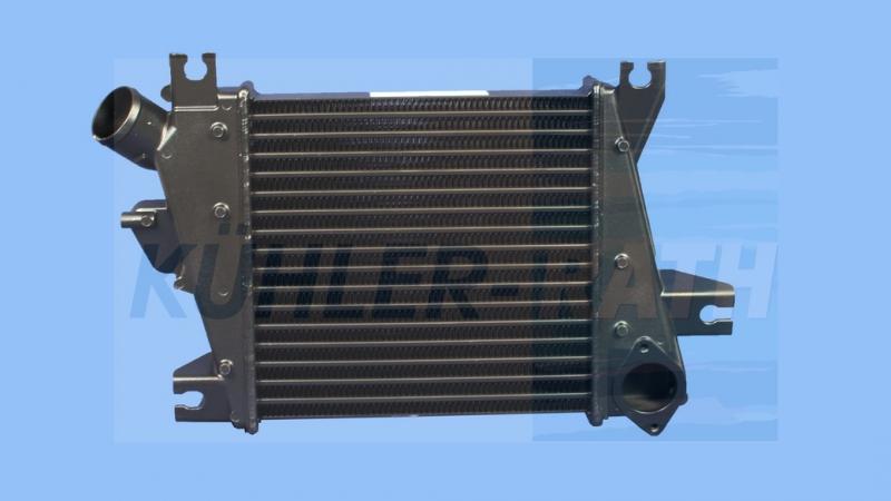 Ladeluftkühler passend für Nissan (14461EQ400 14461EQ405 14461EQ40A A4461EQ40A D1912A17 D2052B17)