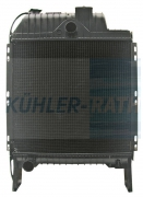 Massey Ferguson Wasserkühler (50234970 3618628M92)