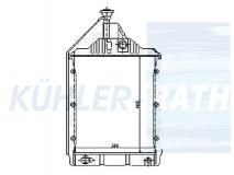 Massey Ferguson Wasserkühler (1669648M94M)