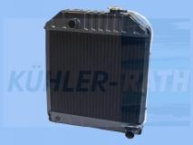 Ford/New Holland/Fiat radiator (C7NN8005H C7NN8005R D8NN8005GA 81875325 83990194 83927156 83903964 8