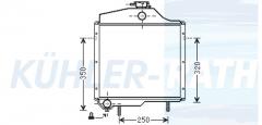 Ursus radiator (50613030 248000)