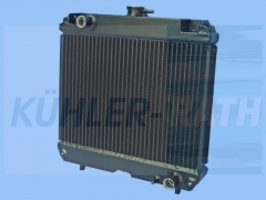 New Holland/Iseki radiator (170510250000 170510220210)