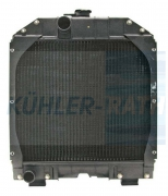 Fiat/Ford/New Holland radiator (5156033 5128854 S5156033)