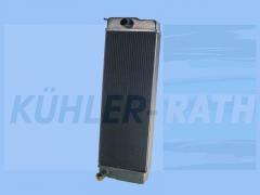Multicar radiator (03001920001 31140192000)