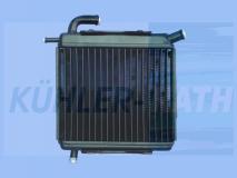 Motorradkühler passend für Aprilia (8201695 8202406)