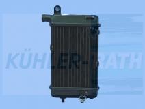 Motorradkühler passend für Aprilia (8102952)