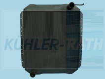 Mercedes-Benz Wasserkühler (0005015101 A0005015101)