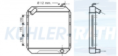 Mercedes-Benz Wasserkühler (3075010101)