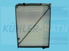 Mercedes-Benz/Liebherr radiator (9425001203 9425002303 9425002803 9425002903 9425003503 A9425001203