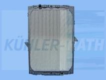 DAF radiator (1326966 1364465 1617340 1617341 1858772 1858774)