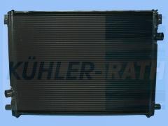 Volvo radiator (1161250)