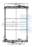 Neoplan/Auwärter/Solaris/Kässbohrer Wasserkühler (032109900 032109920 11009035 1626951 1663897 17092