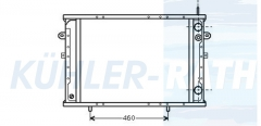 RVI radiator (5000398274)