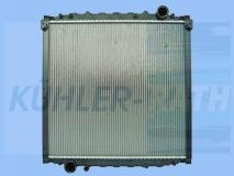 MAN radiator (81061016397 81061016447 85061016004 85061016011 81061016779 81061006324)
