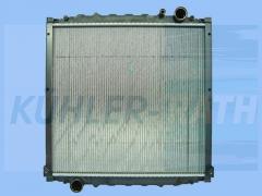 MAN radiator (81061016396 81061016205 81061016446 85061016010 1331024 1330992)