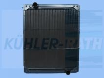 MAN radiator (81061016410 81061016485 81061016488 83061016515)