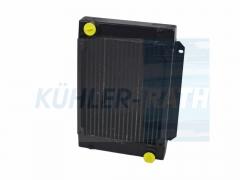 Multicar/Unimog/Hako oil cooler (01010041000 01010041100 4095530065 A4095530065 0101.004.1000 0101.0