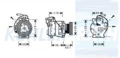Iveco Kompressor (500313156)