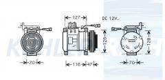 Iveco Kompressor (500381465)