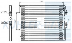 Iveco Kondensator (533770202 93194748)