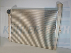 Van Hool intercooler (10566678 1600675)
