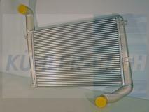 Iveco/Renault intercooler (5001857536 5010494010)
