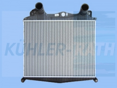 intercooler suitable for MAN (81061300156 81061300166 81061300175 81061300170)