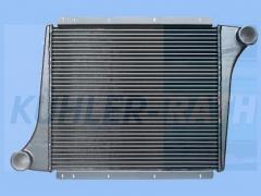 RVI intercooler (5001831730 5001831729 5001823421 0027752002)