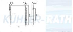 RVI intercooler (5010140367 5001831722 5001823448 816798)