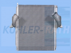 Mercedes-Benz intercooler (9425010701 9425011201 A9425010701 A9425011201)