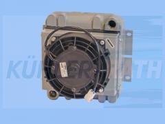 Multicar oil cooler (50600010000 5060.001.0000 1100466300)