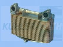 MAN/Mercedes-Benz oil cooler (51056010169 51056017158 51056017164 50756222 1089549 1353556 002188230