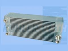 Multicar oil cooler (105204 105207A 065514 065282)
