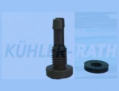 Gewindeschraube M12x1,5 Stück