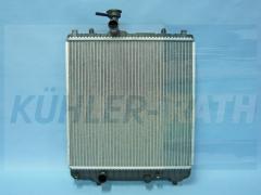 Opel Wasserkühler (1300220 1770083 732694)