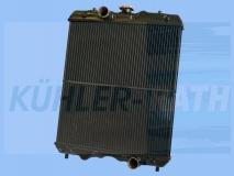 Kubota Wasserkühler (3A75117100)