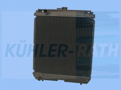 Kubota Wasserkühler (K35511786190)