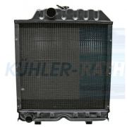 Ford/New Holland radiator (5094695 141500)