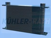 Serie 1 354x195x50 Ölkühler