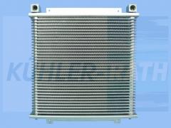 Serie 2 500x526x45 Atlas Copco/Ingersoll Rand/Sullair oil cooler (1612352600 AC1612352600 816734 505
