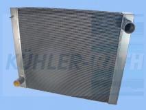 Bucher Schörling radiator